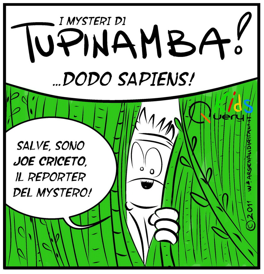 Tupinamba! DodoSapiens promo mini_resize