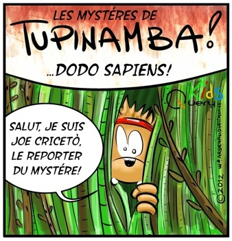 Tupinamba! DodoSapiens FRANCE web INTRO