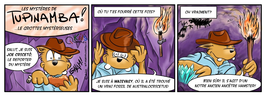 Tupinamba! - color EP 07 - Grotte Mysteriose FRANCE web 01