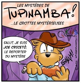 Tupinamba! - color EP 07 - Grotte Mysteriose FRANCE web INTRO