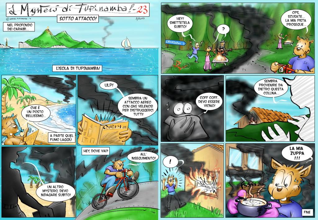 Tupinamba 23 - Sotto attacco! Web